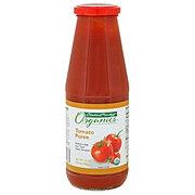 Central Market Organics Tomato Puree