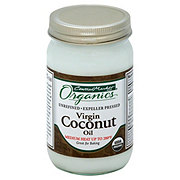 Central Market Organics Unrefined Virgin Coconut Oil