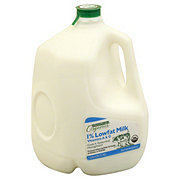 Central Market Organics Vitamins A & D Low Fat 1% Milkfat Milk