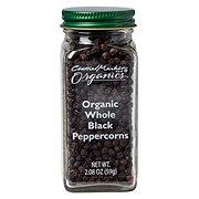 Central Market Organics Whole Black Peppercorns