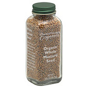 Central Market Organics Whole Mustard Seed