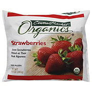 Central Market Organics Whole Strawberries