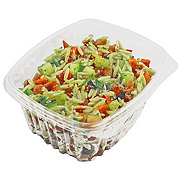 Central Market Orzo with Garden Vegetables Salad
