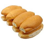 Central Market Pain Au Lait Hot Dog Buns 8 Count