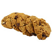 Central Market Peanut Butter Chocolate Chunk Cookies 6 count