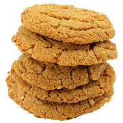 Central Market Peanut Butter Cookies 6 count