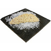 Central Market Pecan Crust Trout Fillet