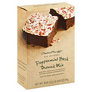 Central Market Peppermint Bark Brownie Mix