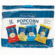 Central Market Popcorn Variety Pack