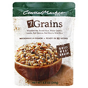 Central Market Quick Heat 7-Grains