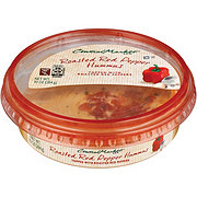 Central Market Roasted Red Pepper Hummus