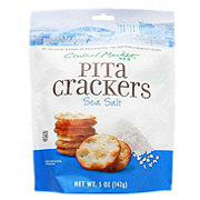 Central Market Sea Salt Pita Crackers