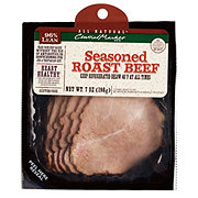 Central Market Seasoned Roast Beef Slices