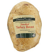 Central Market Smoked Turkey Breast