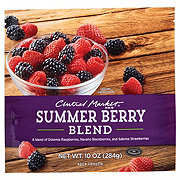Central Market Summer Berry Blend