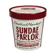 Central Market Sundae Parlor Ice Cream