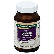 Central Market Supreme Stress B 1000 mcg B12 Vegan Capsules