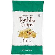 Central Market Thins Tortilla Chips