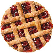 Central Market Traditional Cherry Pie