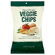 Central Market Veggie Chips