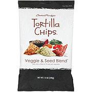 Central Market Veggie & Seed Blend Tortilla Chips