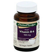 Central Market Vitamin B-6 100 mg Tablets