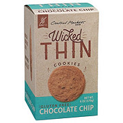 Central Market Wicked Thin Gluten Free Chocolate Chip Cookies