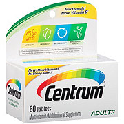 Centrum Adult Under 50 Multivitamin & Mineral Tablets