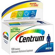 Centrum Multivitamin/Multimineral Supplement Personalized For Men Tablets