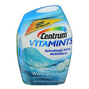 Centrum VitaMints Wintergreen, Chewable Mints