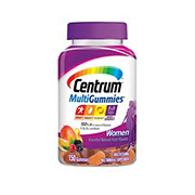 Centrum Womens Multigummies, Natural Cherry Berry & Orange