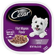 Cesar Cesar Canine Cuisine Gourmet Filets Filet Mignon