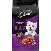 Cesar Dry Dog Food Filet Mignon & Spring Vegetables