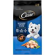 Cesar Dry Dog Food Rotisserie Chicken & Spring Vegetables