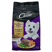 Cesar Filet Mignon Flavor Dry Dog Food