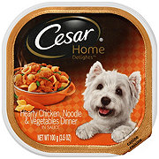 Cesar Home Delights Dog Dinner, Chicken/Vegetable
