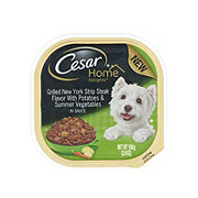 Cesar Home Delights New York Steak With Potatoes & Vegetables