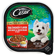 Cesar Limited Edition BBQ Chicken Flavor