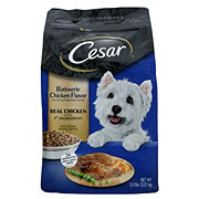 Cesar Rotisserie Chicken & Spring Vegetables Dry Dog Food