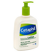 Cetaphil Fragrance Free Moisturizing Lotion For All Skin Types