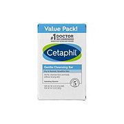 Cetaphil Gentle Cleansing Bar For Dry Sensitive Skin 3 PK