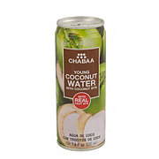 Chabaa Young Coconut Water With Real Fruit Bits