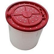 Challenge Plastic Products 4 Quart Bait Bucket