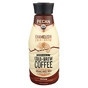 Chameleon Cold-Brew Pecan With Organic Whole Milk Coffee