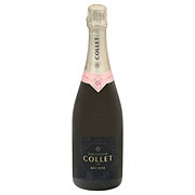 Champagne Collet Rose