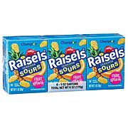 Champion Raisels Sours Fruit Splash Golden Raisins Shop Raisins At