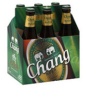 Chang Beer 6 PK Bottles