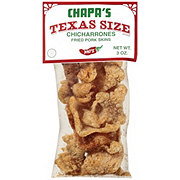 Chapa's Hot Flavored Pork Skins