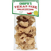 Chapa's Lemon Chili Pork Skins