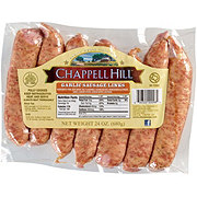 Chappell Hill Garlic Sausage Links